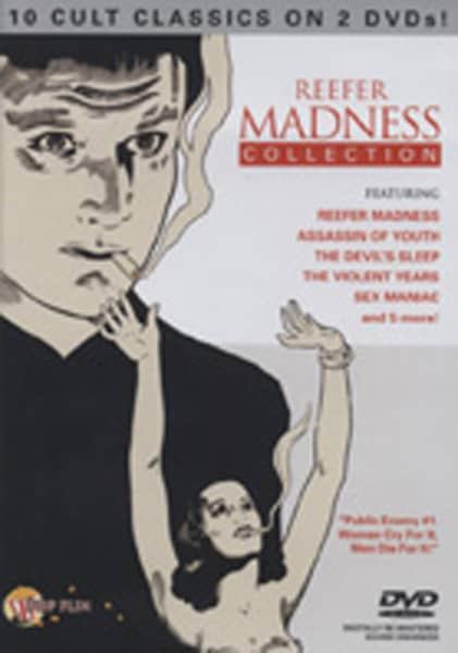 Reefer Madness Collection (2-DVD)