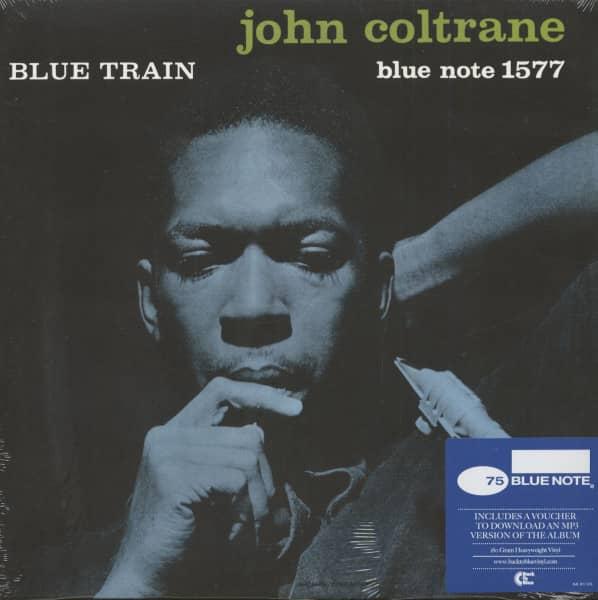 Blue Train (LP, 180g Vinyl)