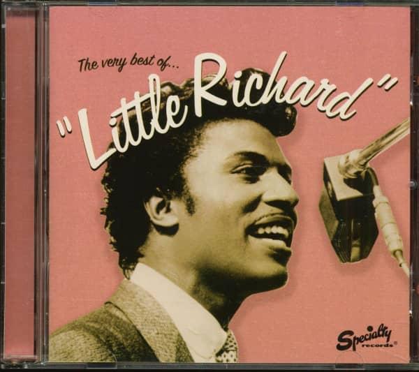 The Very Best Of Little Richard (CD)