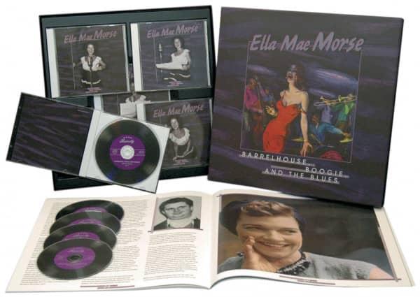 Barrelhouse, Boogie And Blues (5-CD)