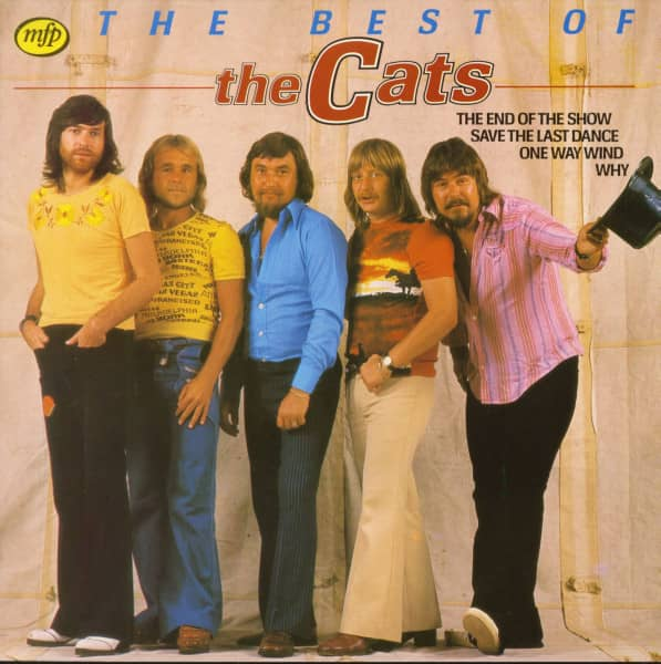 The Best Of The Cats (LP)