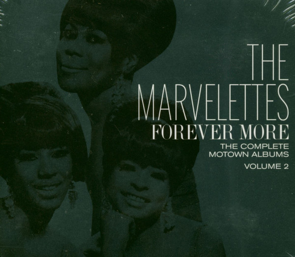 Forever More - Complete Motown Vol.2 (4-CD)