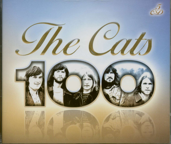 The Cats 100 (5-CD)