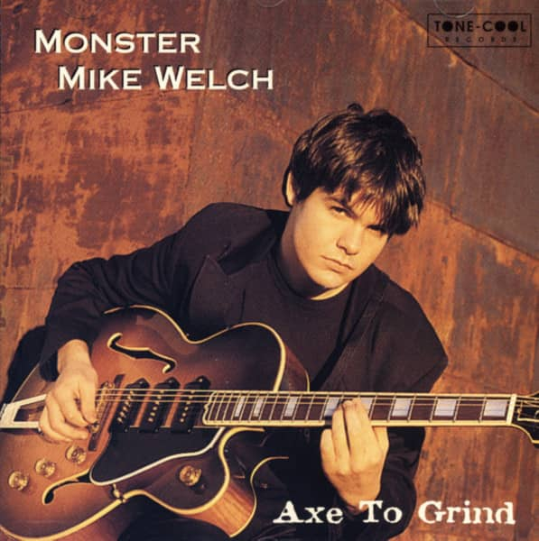 Axe To Grind (CD)