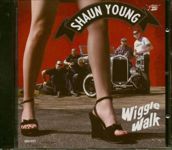 Wiggle Walk (CD)