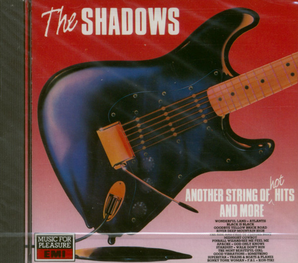 Another String Of Hot Hits 1962-77 (CD Album)