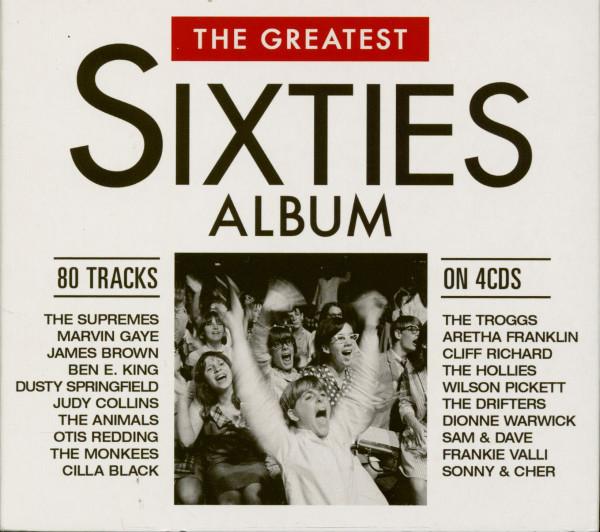 The Greatest Sixties Album (4-CD)