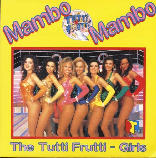 Mambo Mambo (7inch, 45rpm, PS)