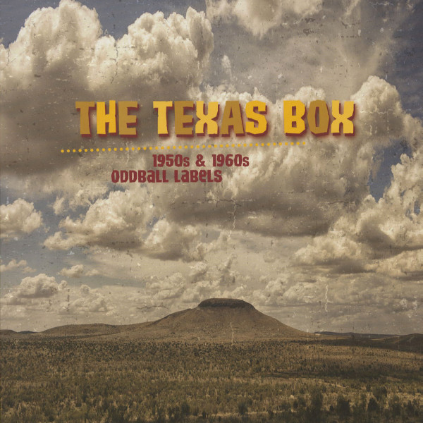 The Texas Box - (10-CD) Rockabilly