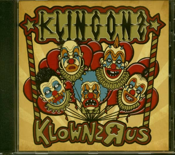 Klownz 'R' Us (CD)