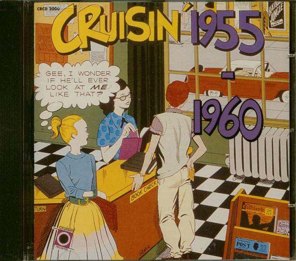 Cruisin' 1955-1960 (CD)