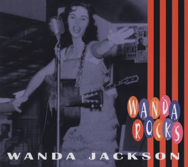 Wanda Jackson - Wanda Rocks (CD)
