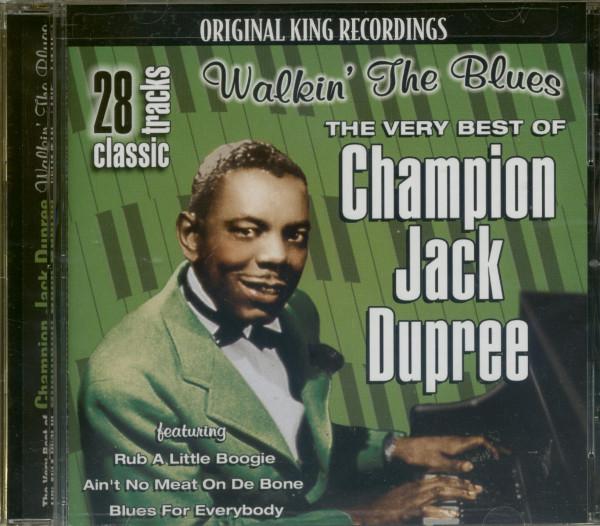 Walkin' The Blues - The Very Best Of (CD)