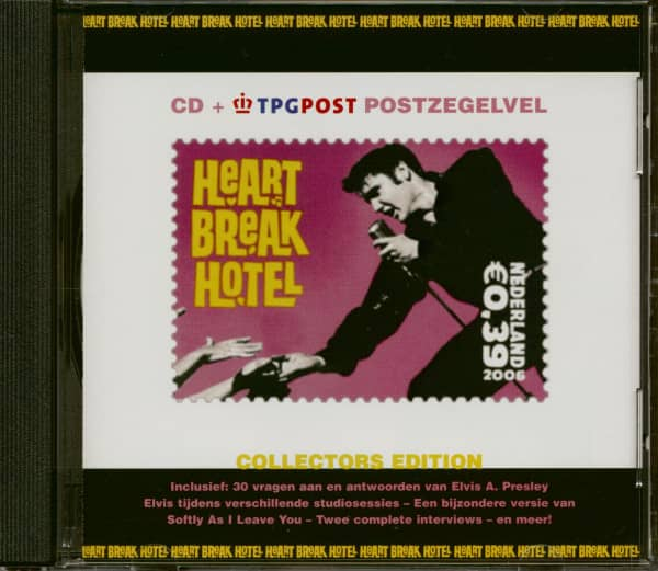 Heartbreak Hotel - Collector's Edition (CD & Stamps)
