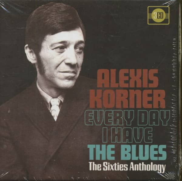 Everyday I Have The Blues - The Sixties Anthology (3-CD)