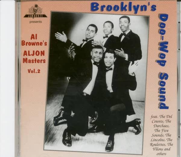 Vol.02, Brooklyn's Doo Wop Sound