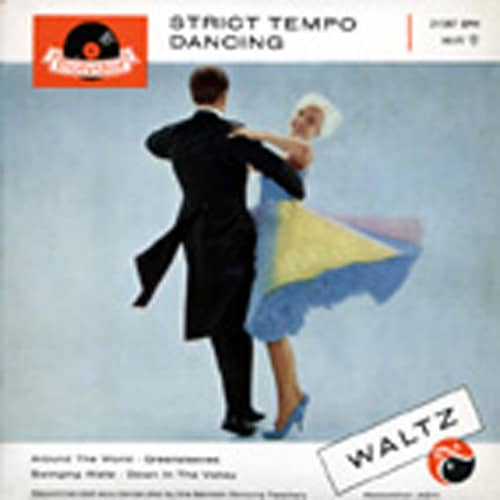 Strict Tempo Dancing - Waltz 7inch, 45rpm, EP, PS