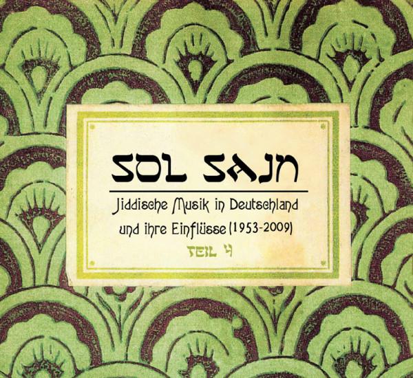 Vol.4, Jiddische Musik in Deutschland und ihre Einflüsse (1953-2009)