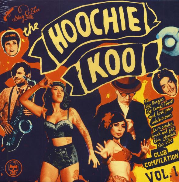 The Hoochie Koo (LP, 10inch)