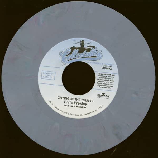 Crying In The Chapel - I Believe In The Man In The Sky (7inch, 45rpm)