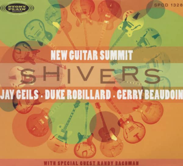 New Guitar Summit Shivers