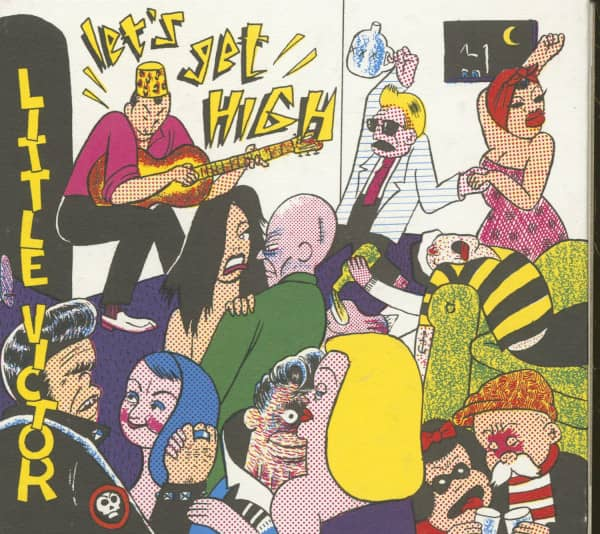 Let's Get High (CD)