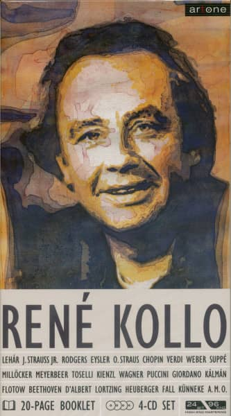 Rene Kollo (4-CD Digibook)