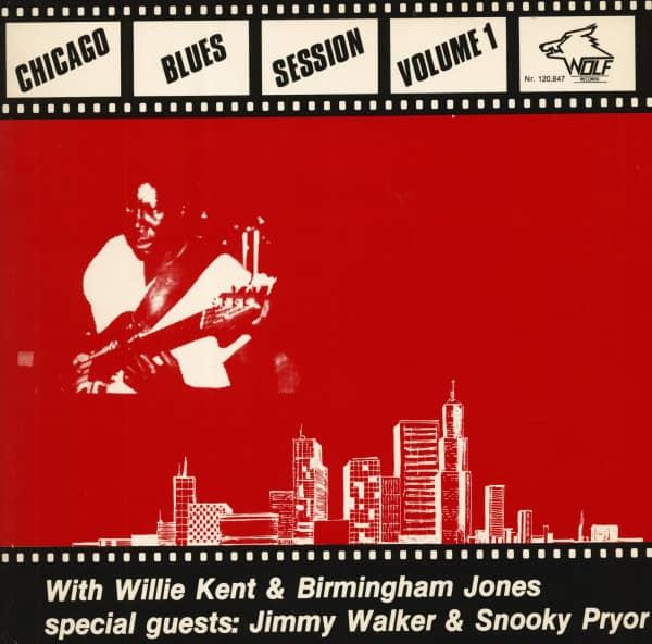 Chicago Blues Session Vol.1 (LP)