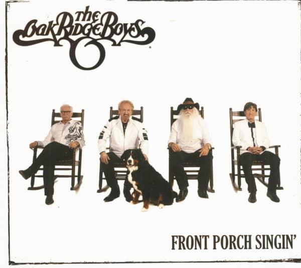 Front Porch Singin' (CD)