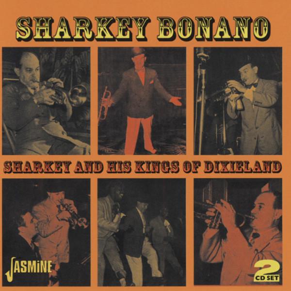 Sharkey And His Kings Of Dixieland (2-CD)