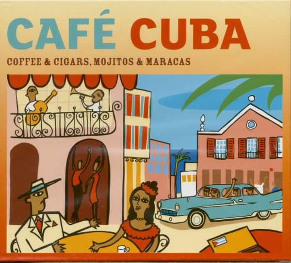 Cafe Cuba (3-CD)