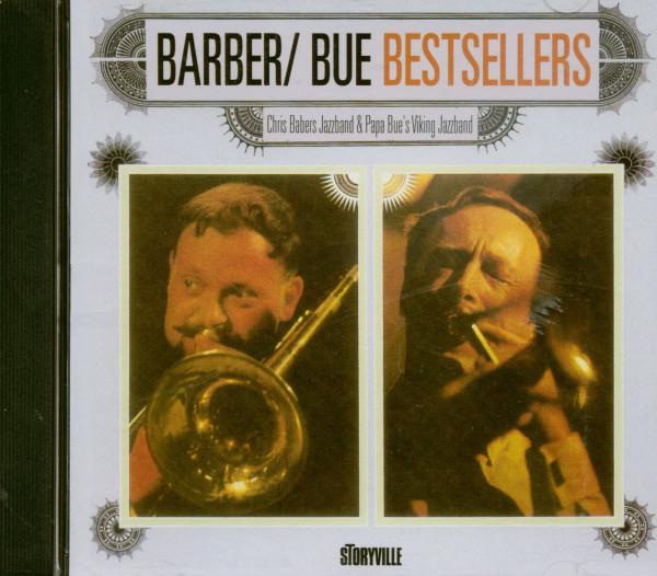 Barber-Bue Bestsellers (CD)