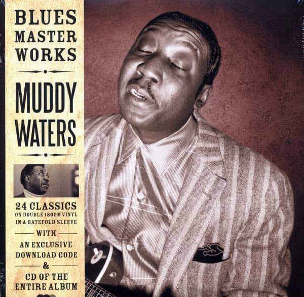 Blues Master Works (180g) (2-LP,1-CD)