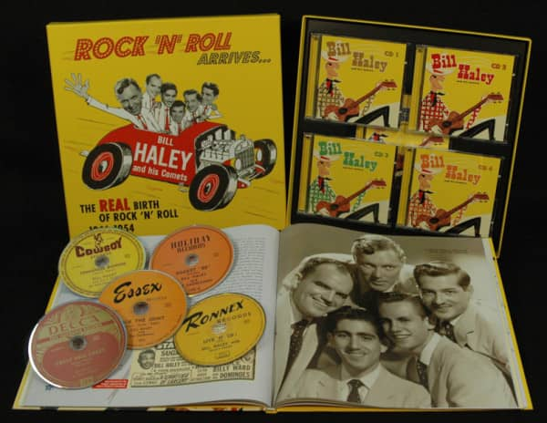Rock'n'Roll Arrives… The Real Birth Of Rock'n'Roll 1946-1954 (5-CD)