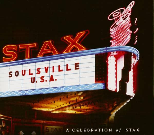 Soulsville U.S.A. - A Celebration of Stax (3-CD)