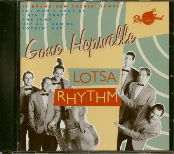 Lotsa Rhythm (CD)