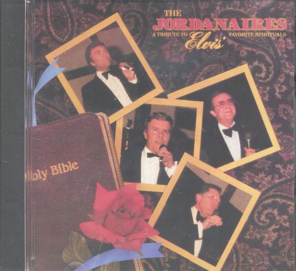 A Tribute To Elvis' Favorite Spirituals (CD)
