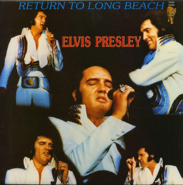 Return To Long Beach (LP)