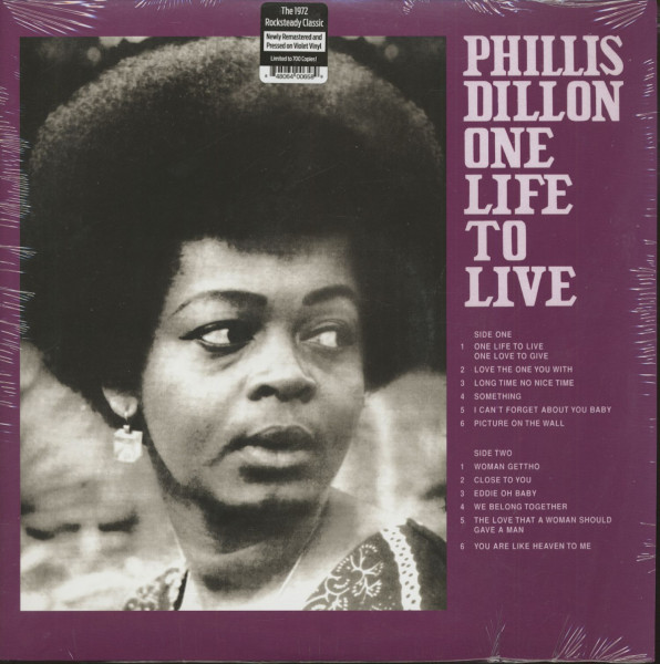 One Life To Live (LP, Ltd.)