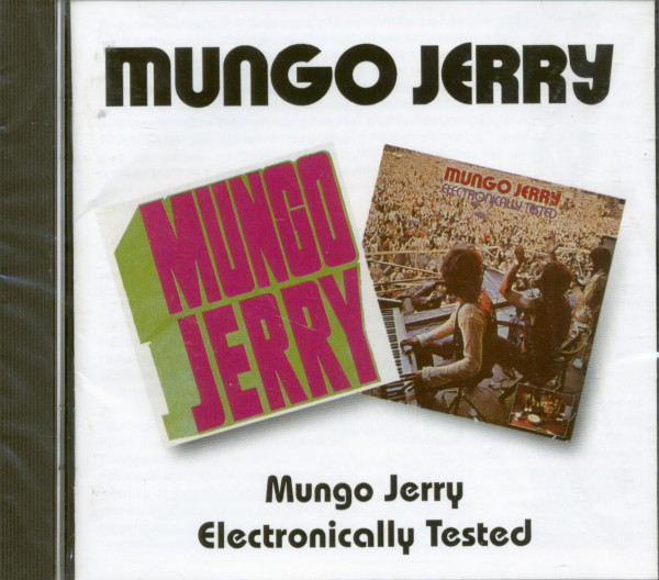 Mungo Jerry - Electronically Tested (CD)