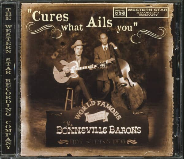 Cures What Ails You (CD)