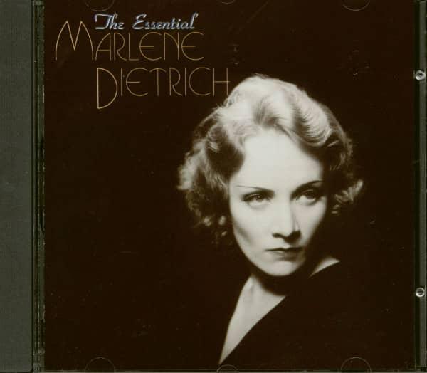 Essential Marlene Dietrich (CD)