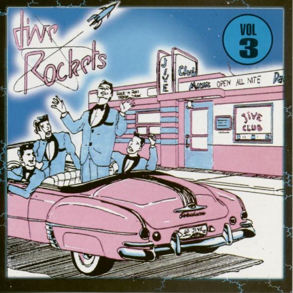 Jive Rockets Vol.3 (CD)