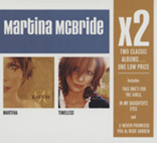 Martina (2003) & Timeless (2005) (2-CD)