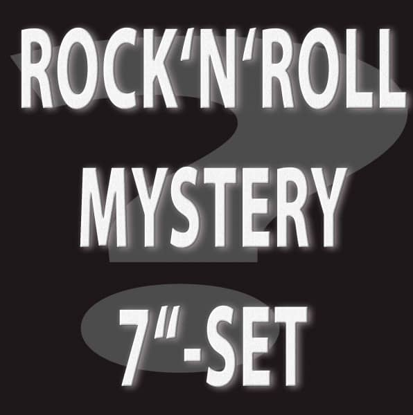 Rock And Roll Mystery 45-Singles-Set (5x 7inch, 45rpm)