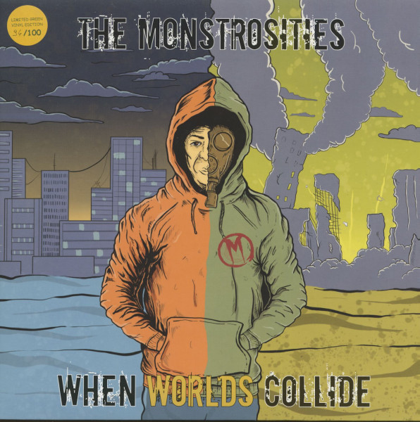 When Worlds Colide (LP, Ltd)