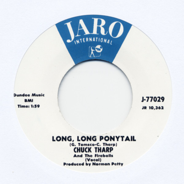 Long, Long Ponytail - Let There Be Love (7inch, 45rpm)