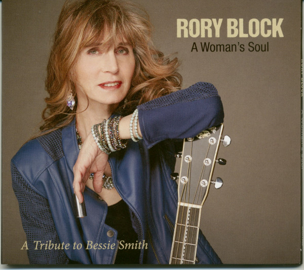Woman's Soul: Tribute To Bessie Smith (CD)