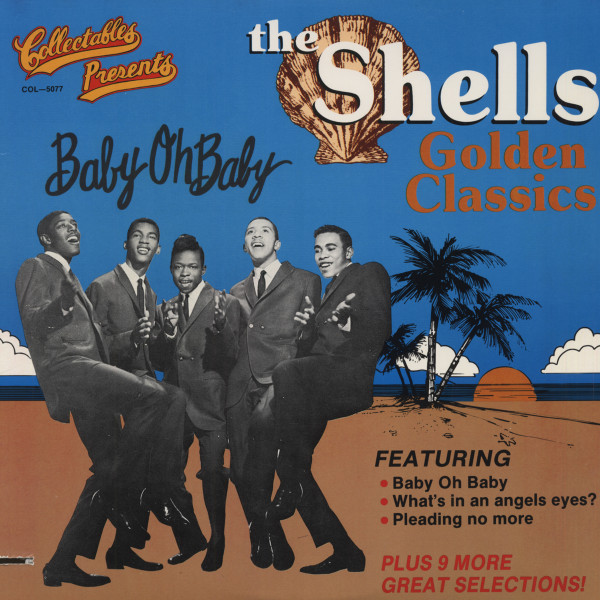 Golden Classics - Baby Oh Baby (cut-out)