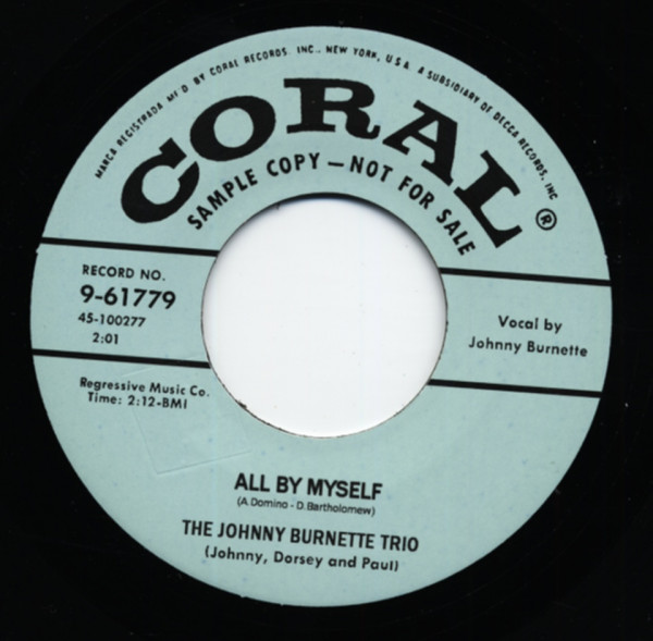All By Myself - Please Don't Leave Me 7inch, 45rpm
